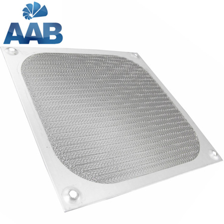 AABCOOLING Aluminum Filter/Grill 140 Silver
