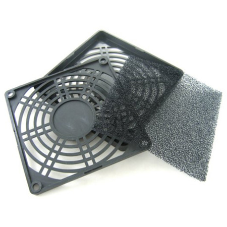 AABCOOLING Plastic Filter 120 Black