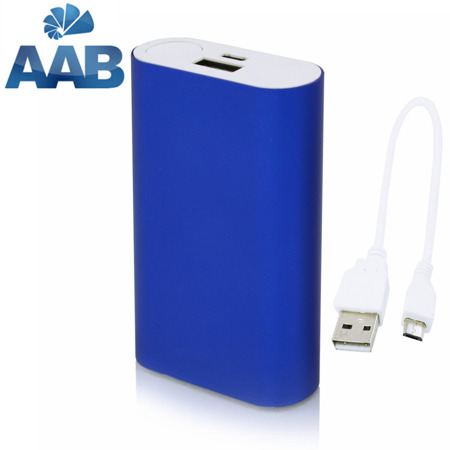 NonStop PowerBank Allu Blue 5200mAh Samsung