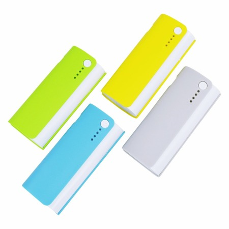 NonStop PowerBank Ammo Yellow 5200mAh