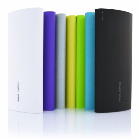 NonStop PowerBank Herro Black 12000mAh