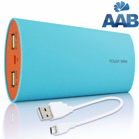 NonStop PowerBank Herro Blue 14400mAh