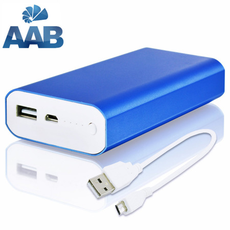 NonStop PowerBank Koddo Blue 6000mAh