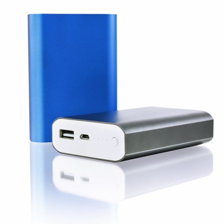 NonStop PowerBank Koddo Gray 7800mAh