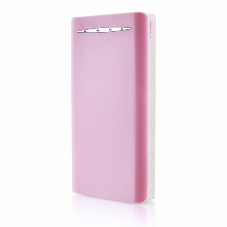 NonStop PowerBank Sella Pink 20800mAh