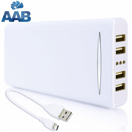 NonStop PowerBank Sella White 17600mAh