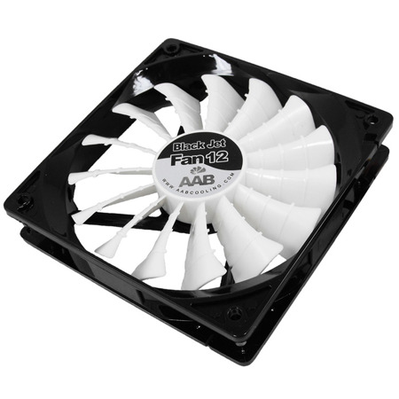 AABCOOLING Black Jet Fan 12