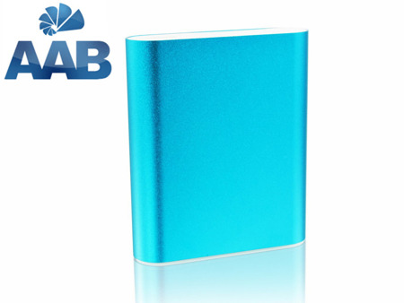NonStop PowerBank AlluXL Blau 8800mAh
