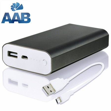 NonStop PowerBank Koddo Grau 6000mAh