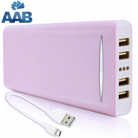 NonStop PowerBank Sella Rose 19200mAh